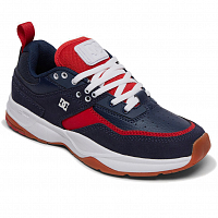 DC E.tribeka B Shoe NAVY/RED