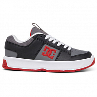 DC Lynx Zero B Shoe Grey/Red
