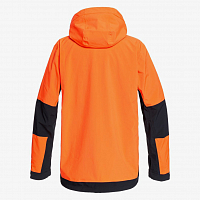 DC COMMAND JACKET M SNJT SHOCKINGORANGE