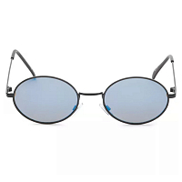 Vans AS IF SUNGLASSES MATTE BLACK-BLUE MIRROR