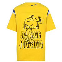 Levi's® FOOTBALL TEE JOGGING SNOOPY GOLD FUSION