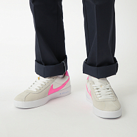 Nike SB BRUIN REACT T SUMMIT WHITE/RACER BLUE-PINK BLAST