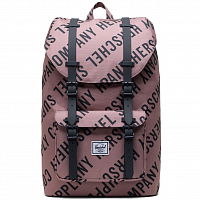 Herschel Little America Mid-Volume ROLL CALL ASH ROSE