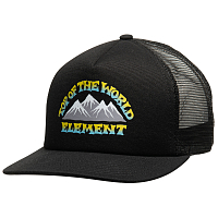Element RIFT TRUCKER CAP FLINT BLACK