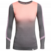 Roxy ARTIC TRACKS LS J KTTP ROSETTE HEATHER