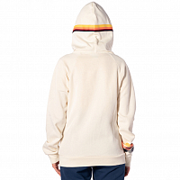 Rip Curl REVIVAL ZIP HOOD Bone
