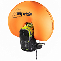 ALPRIDE BACKPACK SUPERCAP30 WITH E1 INSIDE ASSORTED