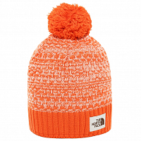 The North Face ANTLERS BEANIE PAPAYAORANGEHTR (EXW)