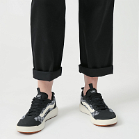 Vans UA ULTRARANGE EXO (BLUR CHECKER) BLACK/MARSHMALLOW