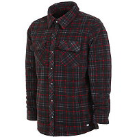 686 SIERRA FLEECE Black Plaid