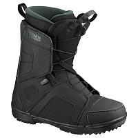 Salomon TITAN BLACK/BLACK/GREEN
