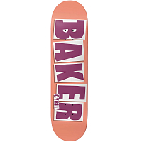 Baker CJ BRAND NAME PEACH DECK 8,25