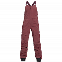 Burton W AK Gore KM 2L BIB ROSE BROWN