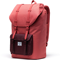 Herschel Little America MINERAL RED/PLUM