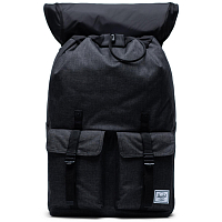 Herschel BUCKINGHAM Black Crosshatch