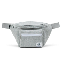 Herschel SEVENTEEN Light Grey Crosshatch