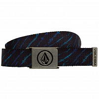 Volcom CIRCLE WEB BELT TIE DYE