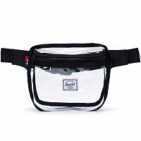 Herschel FIFTEEN Black/Clear