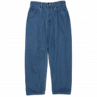 NANAMICA 5 Pockets Pants INDIGO BLEACH