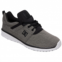 DC HEATHROW TX SE M SHOE DARK GREY