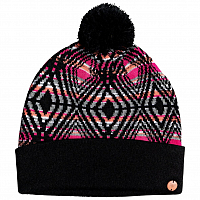 Roxy OSLO BEANIE   HDWR TRUE BLACK