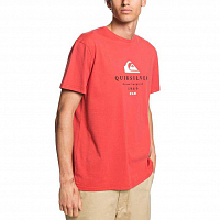 Quiksilver FIRSTFIRESS M TEES BAKED APPLE