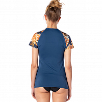 Rip Curl SUNSETTER RELAXED S/SL NAVY