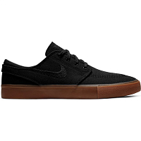 Nike SB ZOOM JANOSKI CNVS RM BLACK/BLACK-GUM LIGHT BROWN-BLACK