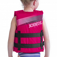 Jobe NYLON VEST YOUTH HOT PINK