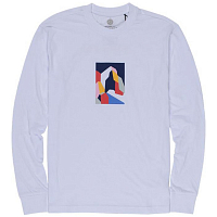 Element SD LS TEE OPTIC WHITE