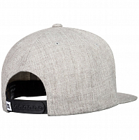 DC Snapdripp  Hdwr GREY HEATHER