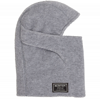 Burton EMBER FLEECE CLAVA GRAY HEATHER