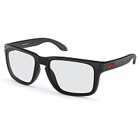 Oakley HOLBROOK FRAME MATTE BLACK FRM/ANODIZED RED ICON