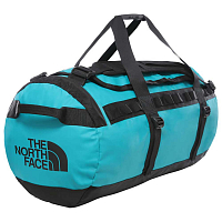 The North Face BASE CAMP DUFFE FNFGRN/TN (NX6)