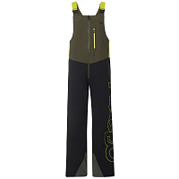 Oakley TIMBER 2.0 SHELL 3L 15K BIB PANT Dark Brush