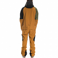 686 MNS GLCR HYDRA COVERALL GOLDEN BROWN COLORBLOCK