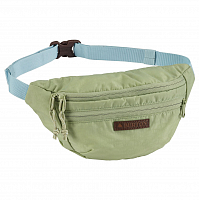 Burton HIP PACK SAGE GREEN CRINKLE