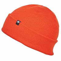 686 STANDARD ROLL UP BEANIE SOLAR ORANGE