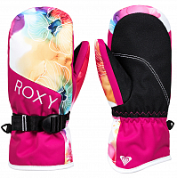 Roxy RX JETT GIR MIT G MTTN BRIGHT WHITE SUNSHINE FLOWERS