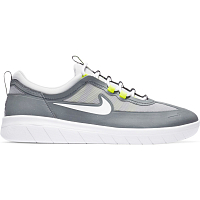 Nike SB NYJAH FREE 2 SMOKE GREY/WHITE-LT SMOKE GREY