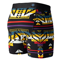 Stance Crash Boxer Brief BLACK