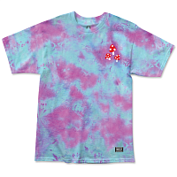 Grizzly TOADSTOOL S/S TIE DYE