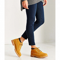 Timberland NELLIE CHUKKA DOUBLE WP BOOT YELLOW