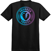Thunder Trucks TH S/S CHRGD GRNADE FADE blk
