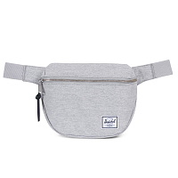 Herschel FIFTEEN Light Grey Crosshatch