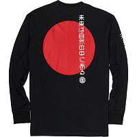 Element TAKASHI LS FLINT BLACK