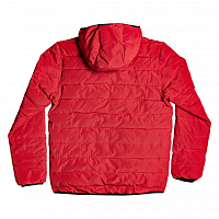 DC TURNER PUFFER M JCKT RACINGRED