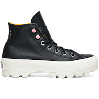 Converse CHUCK TAYLOR ALL STAR LUGGED WINTER HI BLACK