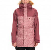 686 WMS DREAM INSULATED JACKET CRUSHED BERRY WASH COLORBLOCK