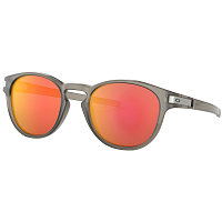 Oakley Latch GREY INK/RUBY IRIDIUM
